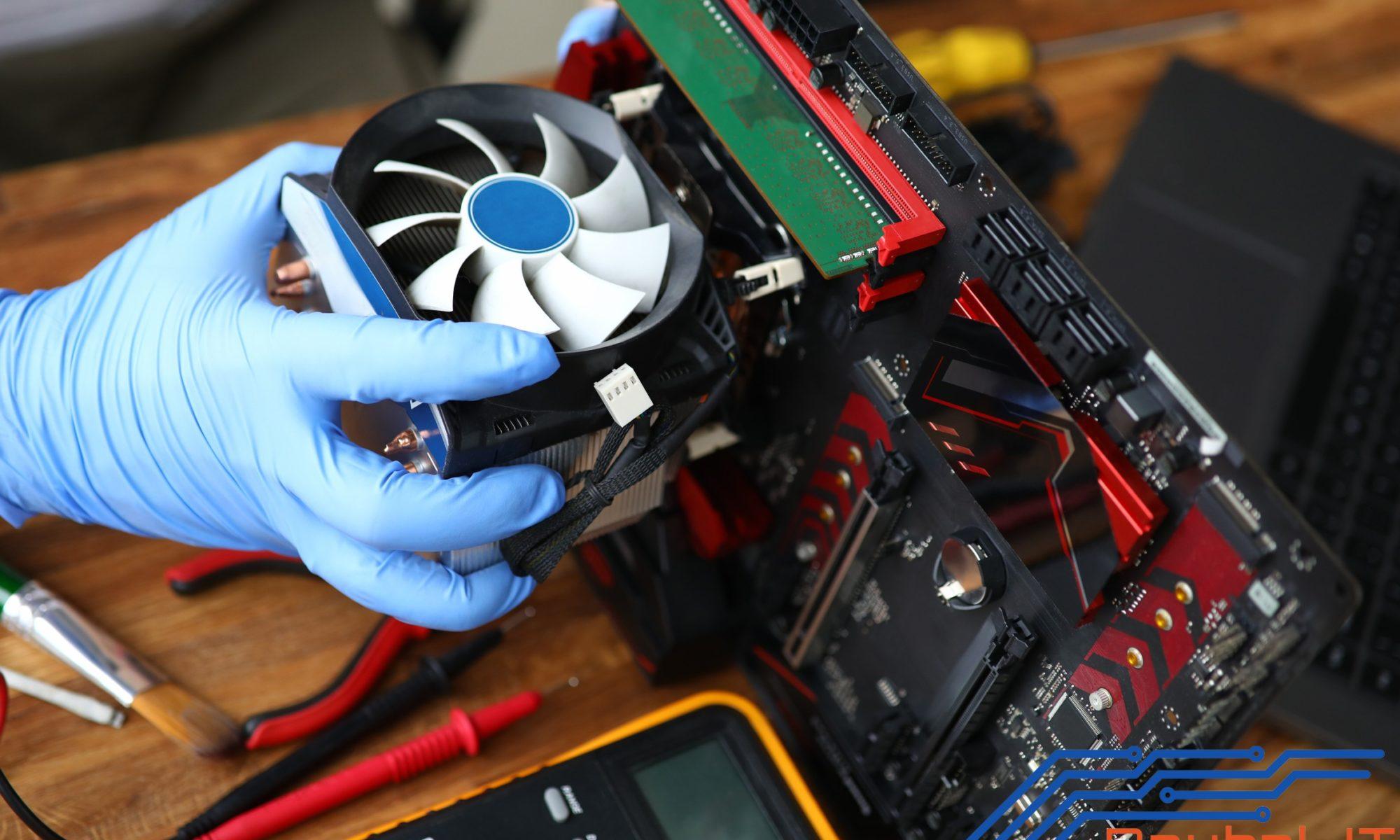 PC und Server Reparatur und Upgrade