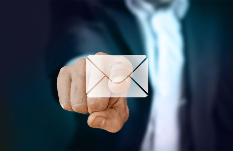 Secured Mail Service