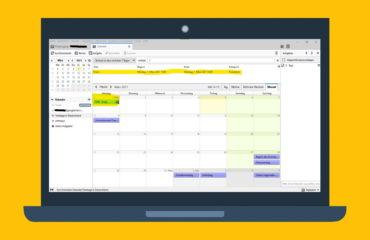 Thunderbird Kalender und Google-Kalender Synchronisation