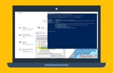 SMB1 auf Windows Server 2012 R2 aktivieren